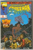 Spectacular Spider-man #250 comic book mint 9.8