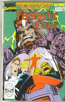 Fantastic Four Annual #23 comic book mint 9.8
