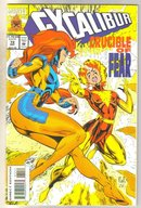 Excalibur #72 comic book mint 9.8