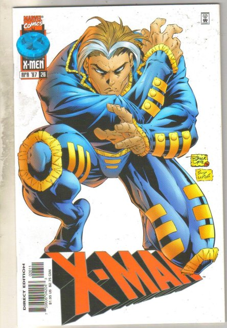 X-Man #26 comic book near mint 9.4