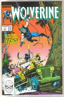 Wolverine #5 comic book mint 9.8