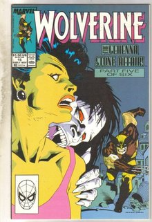 Wolverine #15 comic book mint 9.8