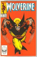 Wolverine #17 comic book mint 9.8