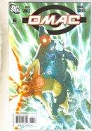 Omac #6 comic book mint 9.8