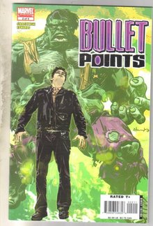 Bullet Points #2 comic book mint 9.8
