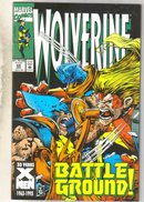 Wolverine #68 comic book mint 9.8