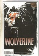 Wolverine #82 comic book near mint 9.4