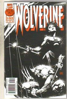 Wolverine #106 comic book near mint 9.4