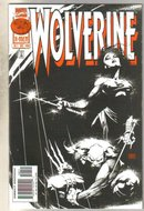 Wolverine #106 comic book near mint 9.4