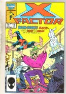 X-Factor #12 comic book mint 9.8
