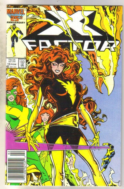 X-Factor #13 comic book mint 9.8