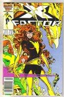 X-Factor #13 comic book mint 9.8