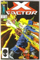 X-Factor #16 comic book near mint 9.4