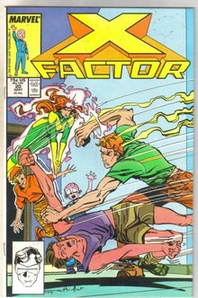 X-Factor #20 comic book mint 9.8