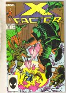 X-Factor #21 comic book very fine 8.0