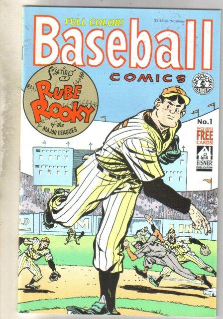 Baseball Comics #1 comic book mint 9.8