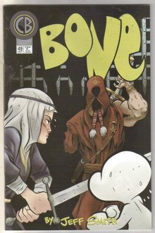 Bone #49 comic book near mint 9.4