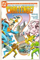 Challenge #1 comic book mint 9.8