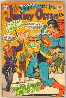 Superman's Pal Jimmy Olsen #118 comic book good/very good 3.0