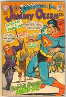 Superman's Pal Jimmy Olsen #118 comic book good/very good 3.0