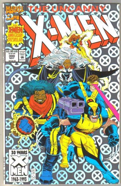 Uncanny X-men #300 comic book mint 9.8