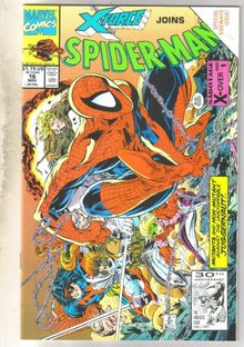 Spider-man #16 comic book mint 9.8