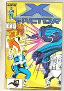 X-factor #40 comic book mint 9.8