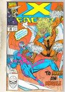 X-factor #52 comic book mint 9.8