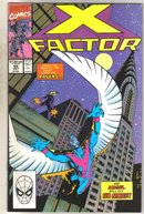 X-factor #56 comic book mint 9.8