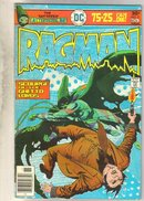 Ragman #2 comic book fine 6.0