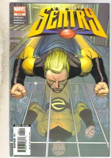 The Sentry #4 comic book mint 9.8