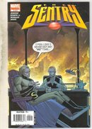 The Sentry #5 comic book mint 9.8