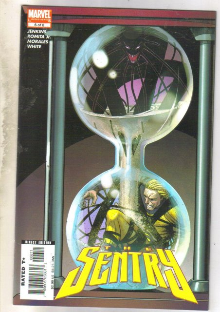 The Sentry #6 comic book mint 9.8