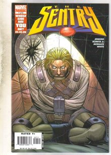 The Sentry #7 comic book mint 9.8