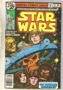 Star Wars #19 comic book very good 4.0