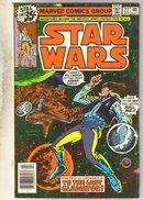 Star Wars #22 comic book very good 4.0