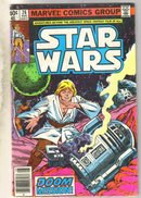 Star Wars #26 comic book very good 4.0
