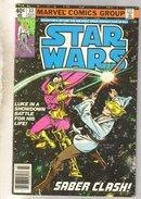 Star Wars #33 comic book very good 4.0