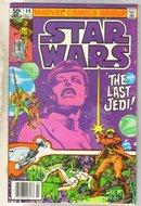 Star Wars #49 comic book very good 4.0