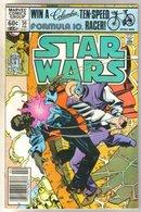 Star Wars #56 comic book very fine 8.0
