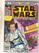 Star Wars #65 comic book very good 4.0