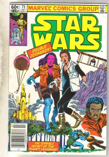 Star Wars #73 comic book very fine/near mint 9.0