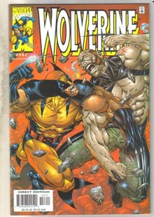 Wolverine #157 comic book mint 9.8