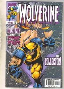 Wolverine #136 comic book mint 9.8
