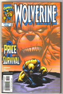 Wolverine #130 comic book mint 9.8