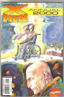 Uncanny X-men Annual 2000 comic book mint 9.8