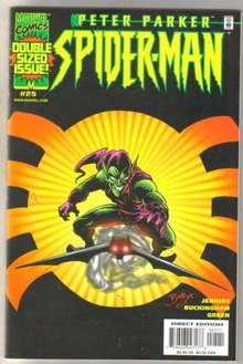 Peter Parker Spider-man #25 comic book mint 9.8