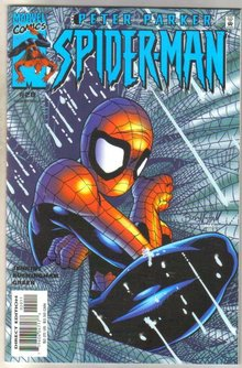 Peter Parker Spider-man #20 comic book mint 9.8