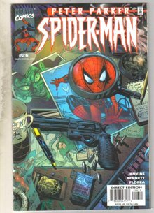 Peter Parker Spider-man #26 comic book mint 9.8