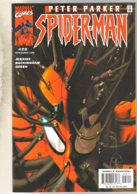 Peter Parker Spider-man #28 comic book mint 9.8